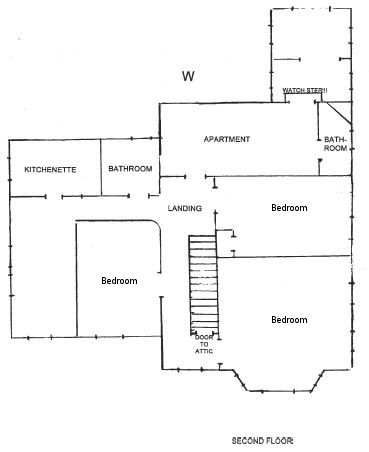 Bruce Mansion Floor Plans