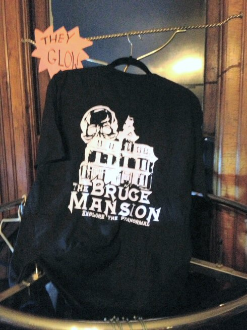 Bruce Mansion T-shirts